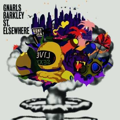 Bestselling Music (2006) - St. Elsewhere by Gnarls Barkley