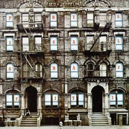 Bestselling Music (2006) - Physical Graffiti by Led Zeppelin