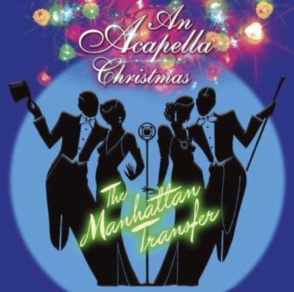 Bestselling Music (2006) - An Acapella Christmas by Manhattan Transfer
