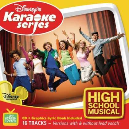Bestselling Music (2006) - Disney's Karaoke Series: High School Musical by Karaoke