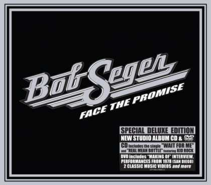 Bestselling Music (2006) - Face the Promise (CD+DVD) by Bob Seger