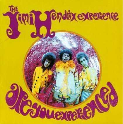Bestselling Music (2006) - Are You Experienced by The Jimi Hendrix Experience