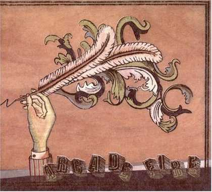 Bestselling Music (2006) - Funeral by Arcade Fire