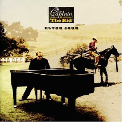 Bestselling Music (2006) - The Captain and the Kid by Elton John
