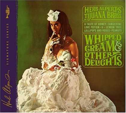 Bestselling Music (2006) - Whipped Cream & Other Delights (40th Anniversary Edition) by Herb Alpert & The T
