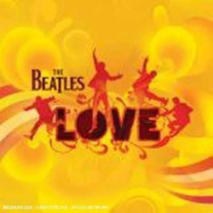 Bestselling Music (2006) - Love by The Beatles