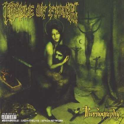 Bestselling Music (2006) - Thornography by Cradle of Filth