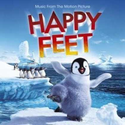 Bestselling Music (2006) - Happy Feet by Original Soundtrack