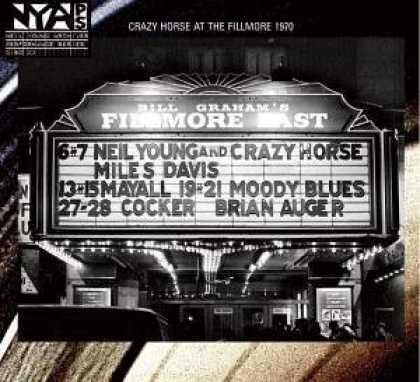 Bestselling Music (2006) - Live at the Fillmore East by Neil Young