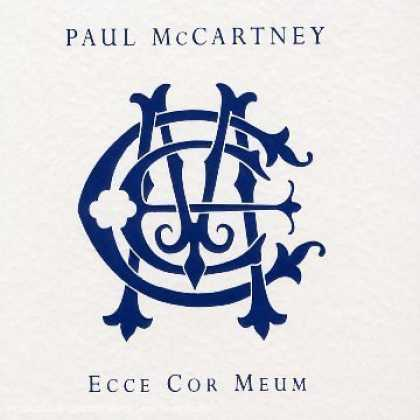 Bestselling Music (2006) - Mccartney: Ecce Cor Meum by Paul Mccartney