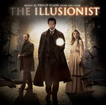 Bestselling Music (2006) - Music From the Film the Illusionist by Philip Glass