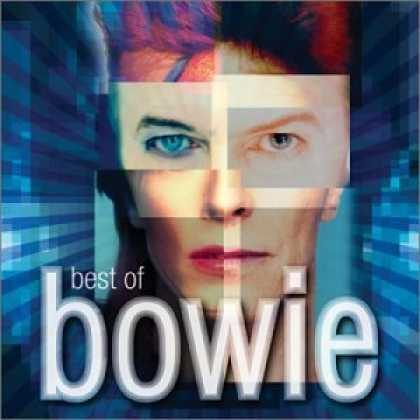 Bestselling Music (2006) - Best of Bowie by David Bowie