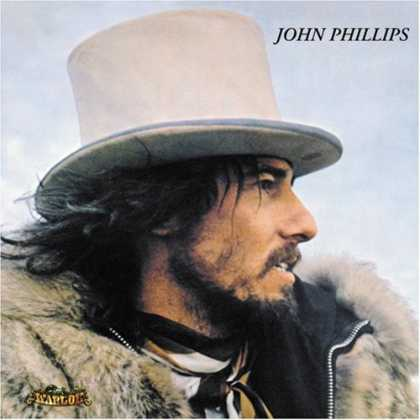 Bestselling Music (2006) - John the Wolfking of L.A. by John Phillips