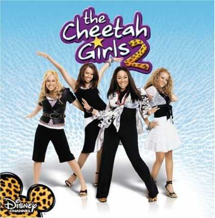 Bestselling Music (2006) - The Cheetah Girls 2 by The Cheetah Girls