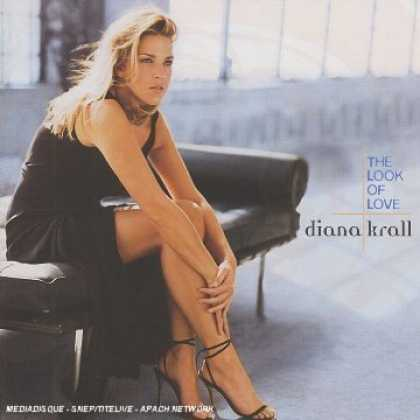 Bestselling Music (2006) - The Look of Love by Diana Krall