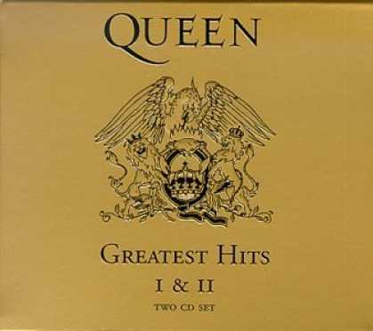 Bestselling Music (2006) - Queen - Greatest Hits, Vols. 1 &2 by Queen