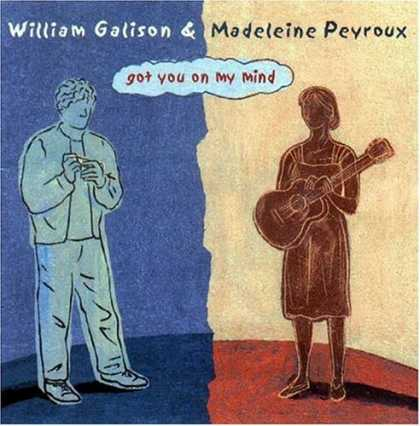 Bestselling Music (2006) - Got You on My Mind by Madeleine Peyroux