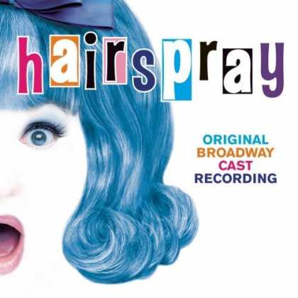 Bestselling Music (2006) - Hairspray (2002 Original Broadway Cast) by Marc Shaiman