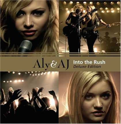 Bestselling Music (2006) - Into The Rush [CD/DVD] by Aly & AJ