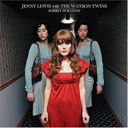 Bestselling Music (2006) - Rabbit Fur Coat by Jenny Lewis with The Watson Twins