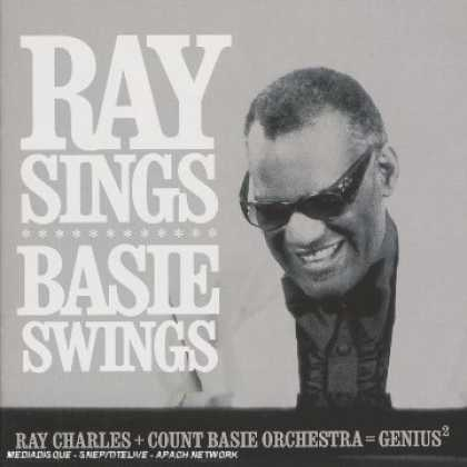 Bestselling Music (2006) - Ray Sings, Basie Swings by Ray Charles