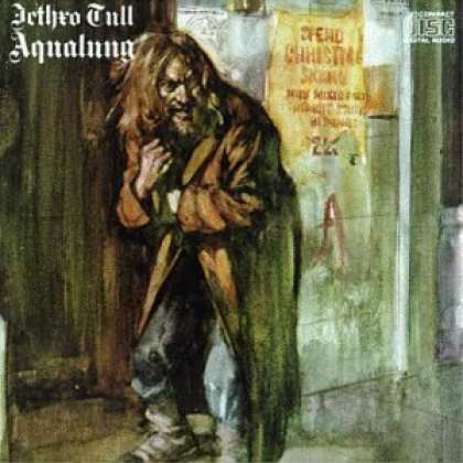 Bestselling Music (2006) - Aqualung by Jethro Tull