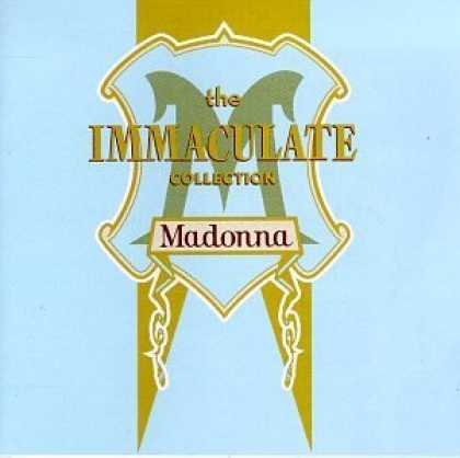 Bestselling Music (2006) - The Immaculate Collection by Madonna