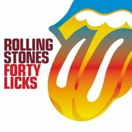 Bestselling Music (2006) - Forty Licks by Rolling Stones