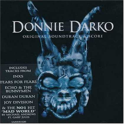 Bestselling Music (2006) - Donnie Darko - Original Soundtrack & Score