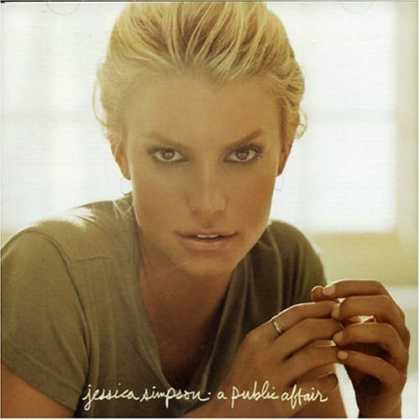 Bestselling Music (2006) - A Public Affair by Jessica Simpson