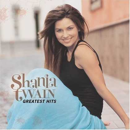Bestselling Music (2006) - Shania Twain - Greatest Hits by Shania Twain