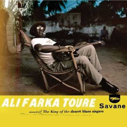 Bestselling Music (2006) - Savane by Ali Farka Toure
