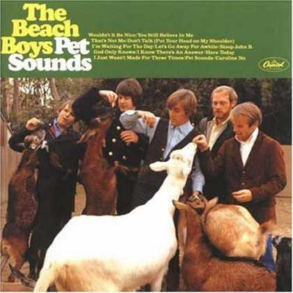Bestselling Music (2006) - Pet Sounds by The Beach Boys