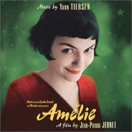 Bestselling Music (2006) - Amelie: Original Soundtrack Recording by Yann Tiersen