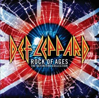 Bestselling Music (2006) - Rock of Ages: The Definitive Collection by Def Leppard