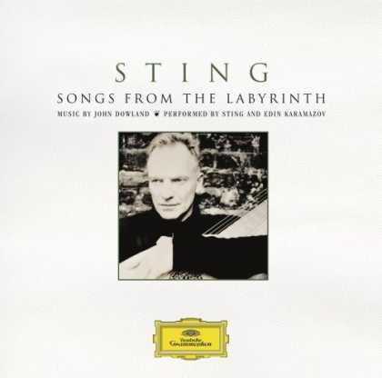 Bestselling Music (2006) - Songs from the Labyrinth (Music by John Dowland) by Sting - Nintendo DS Lite Ony