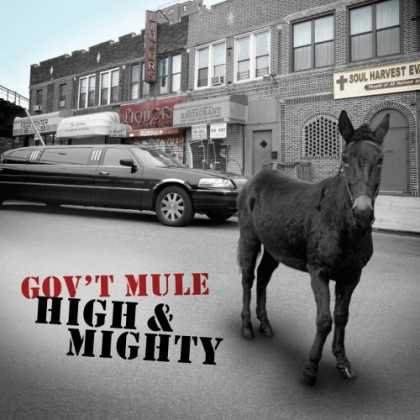 Bestselling Music (2006) - High & Mighty by Gov't Mule