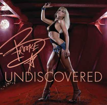 Bestselling Music (2006) - Undiscovered by Brooke Hogan