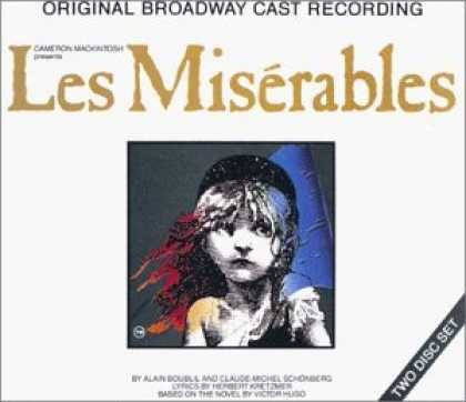 Bestselling Music (2006) - Les Miserables (1987 Original Broadway Cast) by Alain Boublil