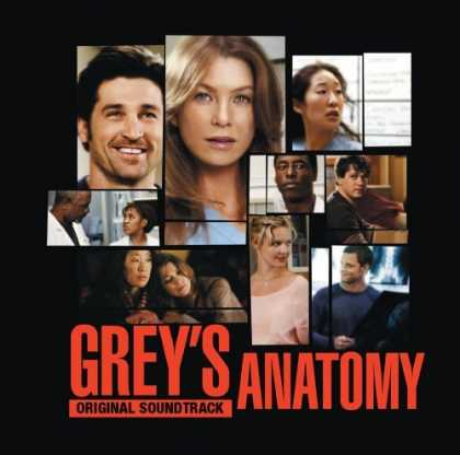 Bestselling Music (2006) - Grey's Anatomy by Original Soundtrack