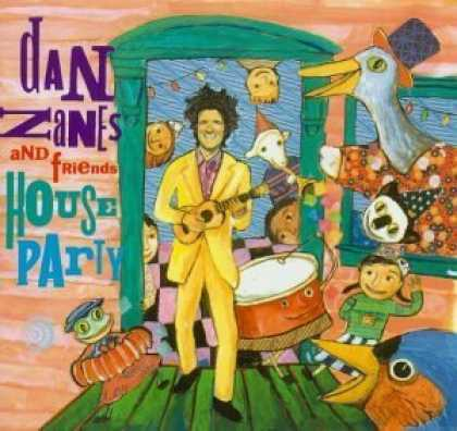 Bestselling Music (2006) - House Party by Dan Zanes