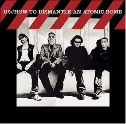 Bestselling Music (2006) - How to Dismantle an Atomic Bomb by U2