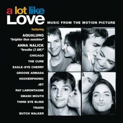 Bestselling Music (2006) - A Lot Like Love by Original Soundtrack