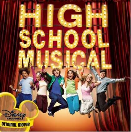 Bestselling Music (2006) - High School Musical