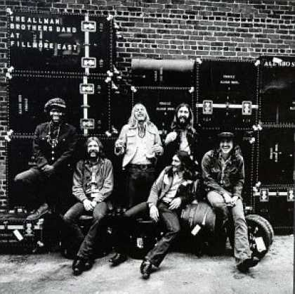 Bestselling Music (2006) - The Allman Brothers at Fillmore East by The Allman Brothers Band