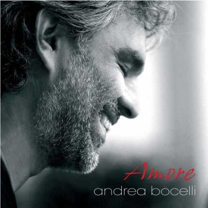 Bestselling Music (2006) - Andrea Bocelli - Amore by Andrea Bocelli