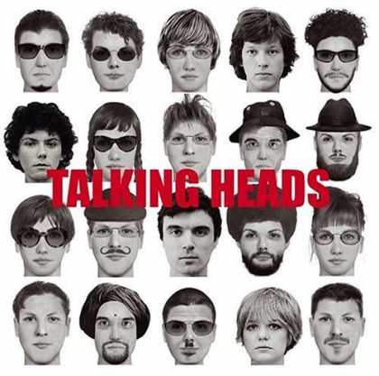 Bestselling Music (2006) - The Best of Talking Heads by Talking Heads
