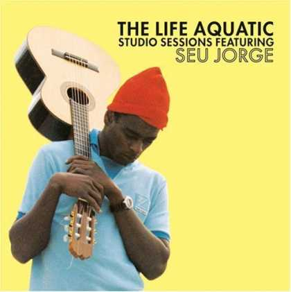 Bestselling Music (2006) - The Life Aquatic Studio Sessions by Seu Jorge
