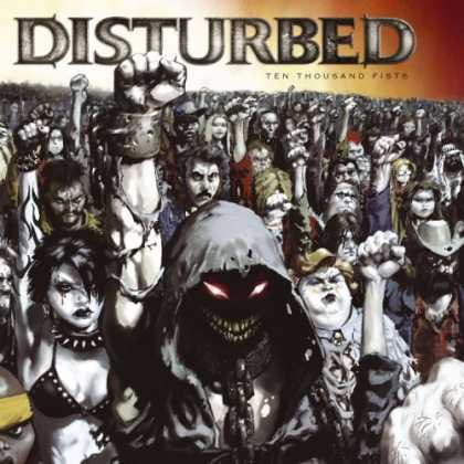 Bestselling Music (2006) - Ten Thousand Fists by Disturbed