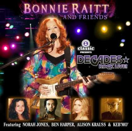 Bestselling Music (2006) - Bonnie Raitt and Friends (with Bonus DVD) by Bonnie Raitt